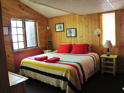 Photo for Private 6-Bedroom, 4.5-Bathroom Lakefront Lodge in the Northwoods