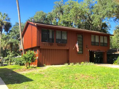 Photo for Old Homosassa Waterfront Retreat With Dock. Quiet! No Major Boat Traffic!
