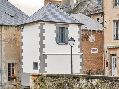 Photo for The smallest house in France  was also the house of the water lock keeper!