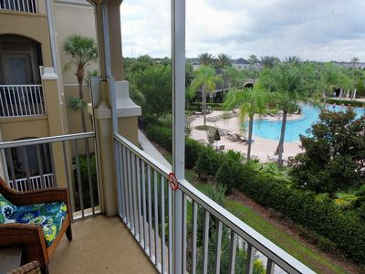 Photo for Luxury 3/2 Windsor Hills pool view condo