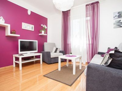 Photo for Apartment Kuvi C with garden and balcony