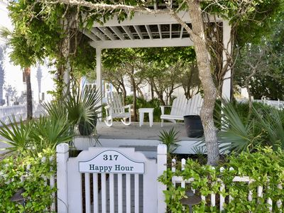 Photo for Stunning Cottage Steps Away from Beach