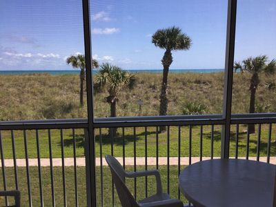 Photo for An Ocean View, Beautiful Beach, Cool Breezes - Special Rates through November