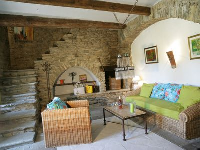 Photo for Wonderful modern apartment in the ancient Cathar
