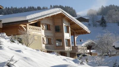 Photo for Charming Apartment in Traditional Chalet -  Tehúi