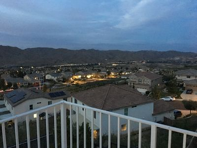 Photo for House in the Clouds. Large home with great view in quiet Corona neighborhood