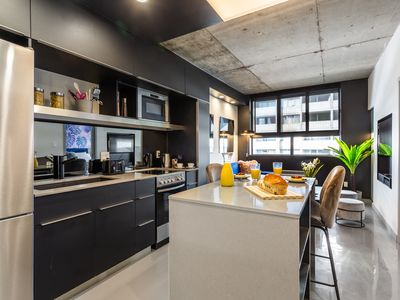 Photo for Lovely couples apartment fully furnished with equipped kitchen
