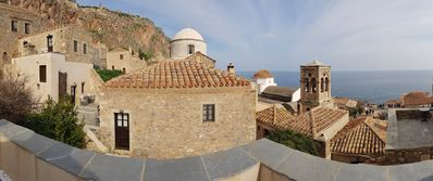 Photo for kyma mansion is located in the heart of Monemvasia's castle