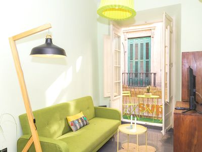 Photo for Homerez last minute deal - Amazing apt in Málaga and Wifi