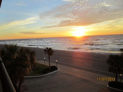 Photo for Galveston Condo, Breath-Taking Views, 3 Pools, Heated Pool, BBQ Grills 303