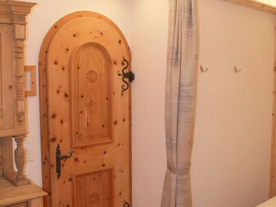 Photo for Apartment in the center of Sils im Engadin/Segl with Lift, Parking, Internet, Balcony (61453)