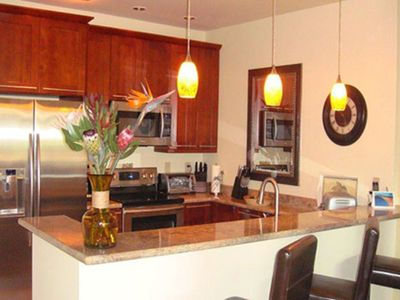 Photo for Luxurious, Fully Updated 2nd Floor 2Bd/2Ba Paradise with ultra quiet A/C