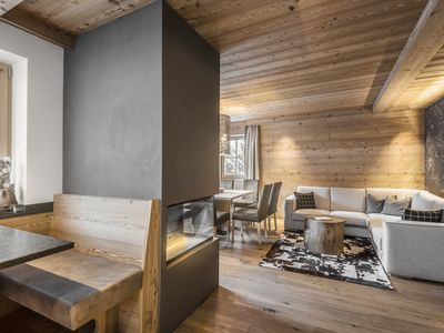 Photo for With Private Spa & Jacuzzi, Just 50 m from Ski Slopes - Chalet Dolasila