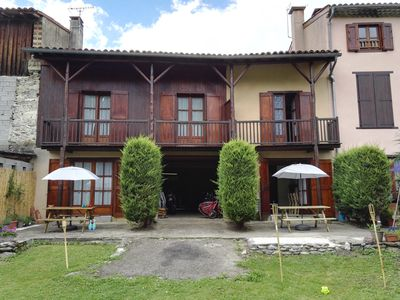 Photo for 2 lovely gites located in the foothills of the Midi-Pyrenees