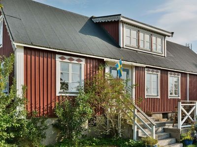 Photo for House in the center of Hällevik with Garden, Washing machine (462632)