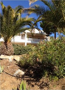 Photo for Beautiful apartment with sea view, near the beach (500 m)