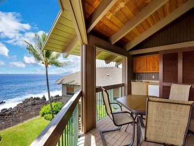 Photo for Great Pacific View+2-Level Privacy! WiFi, Kitchen+Laundry Ease, TV, Lanai Kanaloa 2105