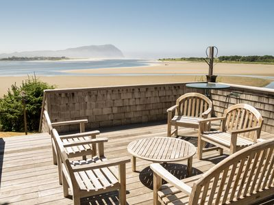 Photo for OB: Specials, View* View* View* Best Location, HotTub, Firepit, Kayaks, Dog OK!!
