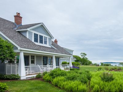 Photo for Gorgeous Views of Penobscot Bay and the Samoset Resort's Golf Course