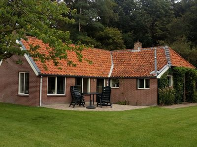 Photo for Old wood house in the forest with wonderful views across the Frisian landscape