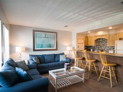 Photo for Charming Low-Rise Condo Delivers Affordable Fun Plus Added Values!