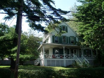 Photo for 6 bedroom Lake Home 2 1/2 hrs from NYC near Bethelwoods and Resort World  Casino