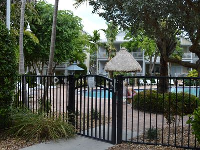 Photo for Craig & Cindy's Key West 2 Bdrm Poolside Coral Hammock Royal Palm House