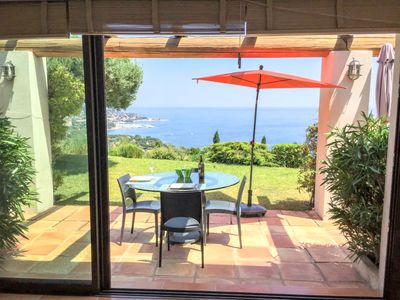 Photo for Apartment DOMAINE DE SOUVENANCE in Sainte Maxime - 2 persons, 1 bedrooms