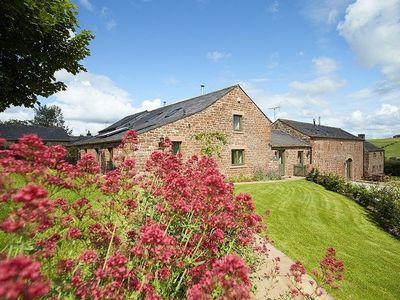 Photo for A 5 Star Gold Award-winning barn restoration with stunning views.