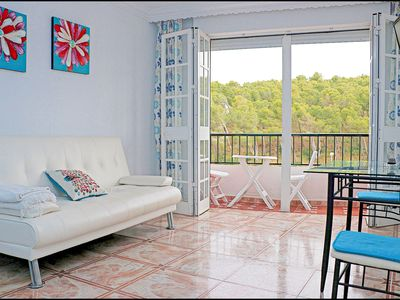 Photo for One bedroom apartment close to beach