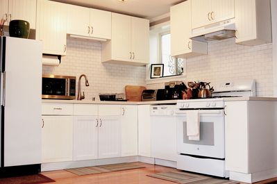 Newly Remodeled Kitchen- Fully equipped