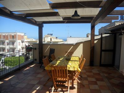 Photo for Confortable Apartment Federica in the Center, few minutes from the beach