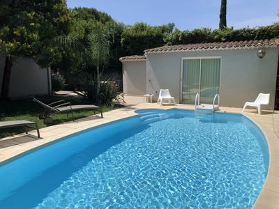 Photo for Villa of 150 m2 with Private Pool in Marseille