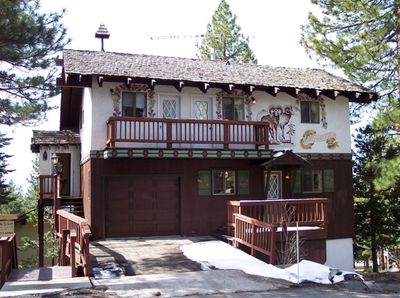 Our beautiful Tyrolia development is all Bavarian themed chalets