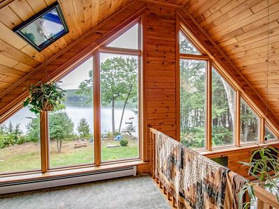 Photo for NEW LISTING! Private Lakefront Getaway With Amazing Views
