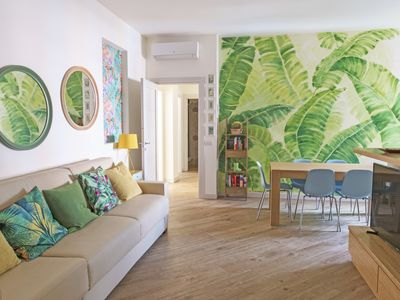 Photo for Tropical House San Pietro - A brand new apartment near Vatican