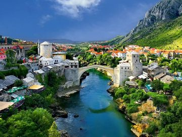University of Mostar, Mostar, Federation of Bosnia and Herzegovina, Bosnia and Herzegovina