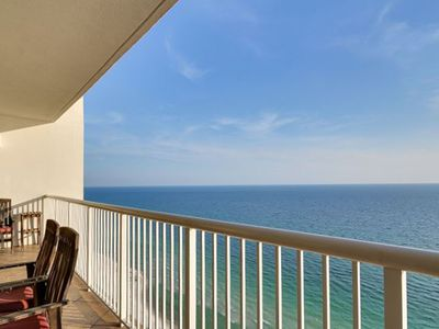 Photo for Stylish, waterfront condo w/ shared pool, hot tub & much more - great Gulf views