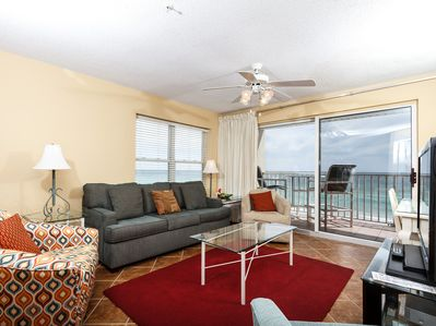 Beautiful fifth floor END UNIT - Welcome to your new favorite getaway location.....THE PALMS 505!!