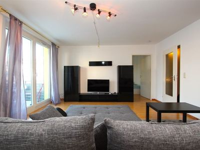 Photo for Apartment in Hanover with Parking, Internet, Balcony (524828)