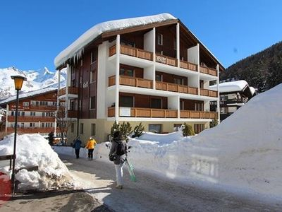 Photo for Apartment Golf in Saas-Fee - 2 persons, 1 bedrooms