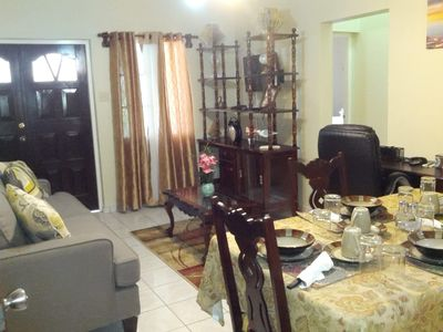 Photo for Beautiful Cozy 2 BDRM Apt A/C, WIFI, Cable TV, Hot Water, Parking, 4min to Beach