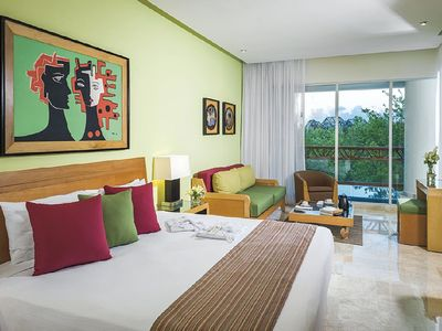 Photo for Beautiful One Bedroom Mayan Riviera Spa And Golf Resort suite