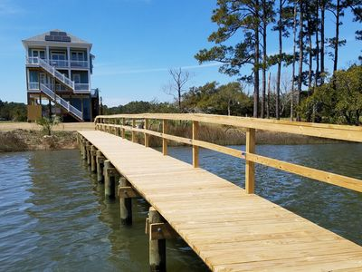 Photo for Boating Family Paradise for 10 with Private Dock & Kayaks