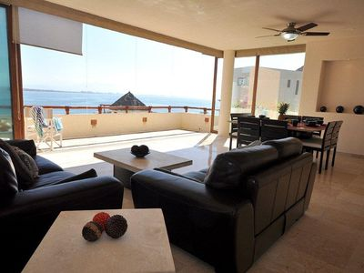 Photo for Great View Ocean Front Luxury Vacation Rental: Punta Esmeralda