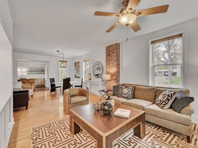 Photo for Newly Listed Stylish Home in Mansion District