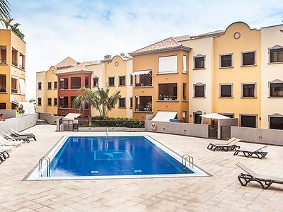 Photo for 2 bedroom Apartment, sleeps 4 in Adeje with Pool and WiFi