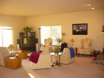 Photo for Large Elegant and Peaceful Home located in the rolling hills of Vista