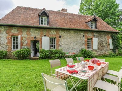 Photo for Vacation home L'Augeronne in Deauville-Trouville - 8 persons, 4 bedrooms