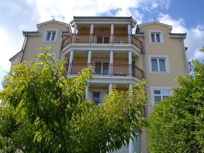 Photo for One bedroom apartment with balcony Trogir (A-16509-c)